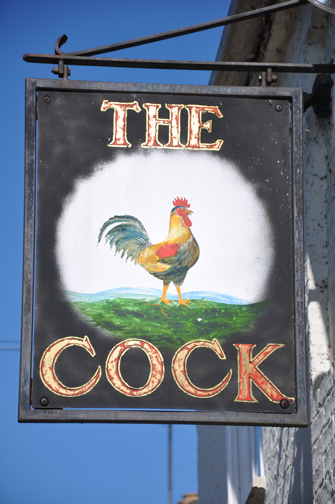The Cock, Hemingford Grey
