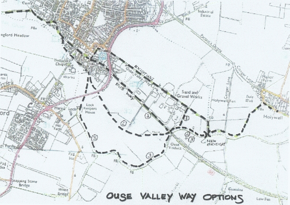 Ouse Valley Walk